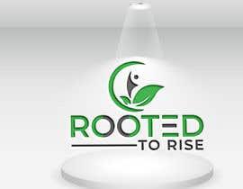 #67 для Rooted To Rise logo creation от saddamdesign24h