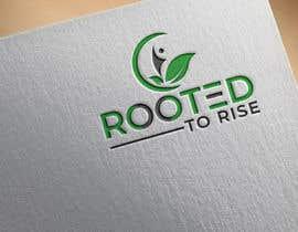 #68 для Rooted To Rise logo creation от saddamdesign24h