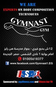 #23 for Design an Advertisement poster for my gym by Saranageh90