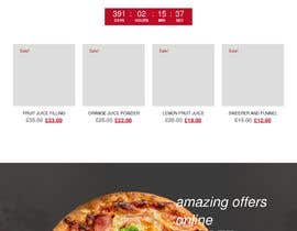 #95 for Need Pizza COmpany Website. by RHR5