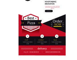 #73 for Need Pizza COmpany Website. af freelancarmalek