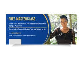 #162 untuk Facebook Cover Photo for a Masterclass oleh RomanaMou