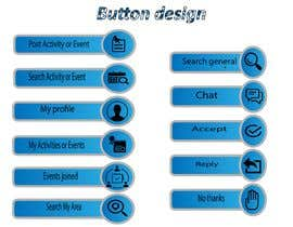 #19 untuk Button Images for Mobile Application oleh Taoufikdesigner