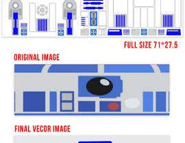 #2 cho Create R2D2 Wrap to go on large cooler bởi enemve