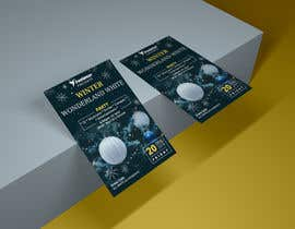 #216 untuk Create a flyer / invitation for our company Christmas Party - Contest oleh designmenia