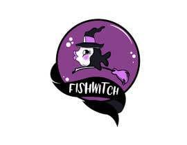 #80 untuk Fishwitch Logo/Illustration oleh RavenWings