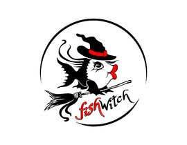 #72 untuk Fishwitch Logo/Illustration oleh garik09kots