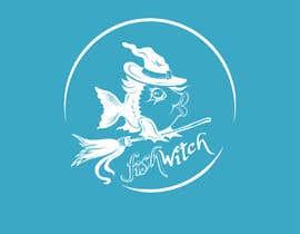 #82 untuk Fishwitch Logo/Illustration oleh garik09kots