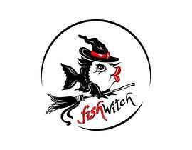 #83 untuk Fishwitch Logo/Illustration oleh garik09kots