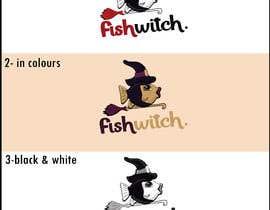#51 untuk Fishwitch Logo/Illustration oleh shaio