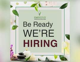 #42 untuk Attractive Hiring Employee Ad Poster oleh satishandsurabhi