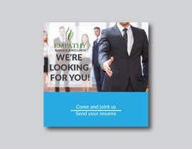 #29 untuk Attractive Hiring Employee Ad Poster oleh MowdudGraphics25