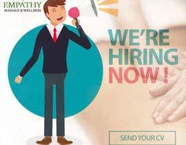 #38 untuk Attractive Hiring Employee Ad Poster oleh rakibulislamnayo