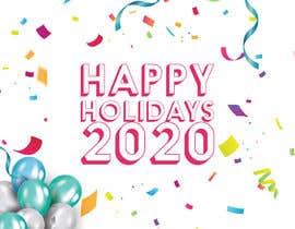 "#49 для ""Happy Holidays 2020""- graphic with machines от arifulbd"