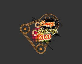 "#46 для ""Happy Holidays 2020""- graphic with machines от Noyen019"