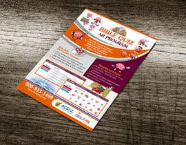 "#33 for Enhance our flyer (for our ""Bible Quiz AR Program"") by qamarkaami"