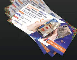 #12 untuk Ad Design for createmycase.ca oleh natterum
