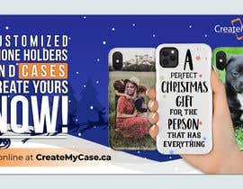 #15 untuk Ad Design for createmycase.ca oleh JubairAhamed1