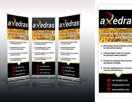#49 cho aXedras Banner bởi YhanRoseGraphics