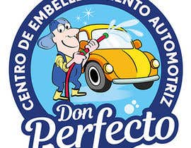 #45 untuk Logo autolavodo de vehiculos oleh carpat3