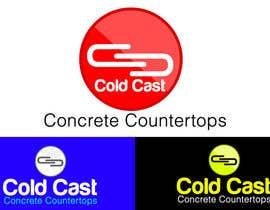 roiiroque009 tarafından Design a Logo for Cold Cast Countertops için no 28