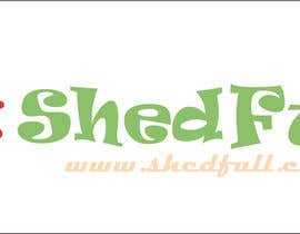 #34 cho Logo Design for Shedfull.com bởi colswallow
