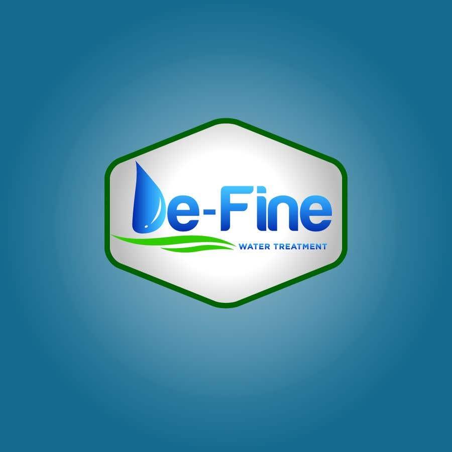 Penyertaan Peraduan #108 untuk Design a logo for Water Purifier Company