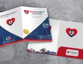 #36 untuk Create a business folder design oleh tonmoykhanfree