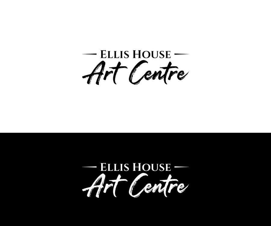 """Intrarea #                                        202                                      pentru concursul """"                                        Logo Design - Ellis House Art Centre                                     """""""