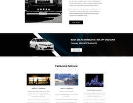 #12 for Design me a website for my limo company by Nibraz098
