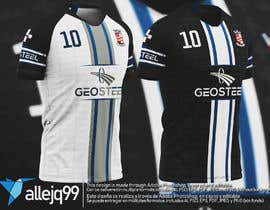 #19 for Soccer Uniform Designs by allejq99
