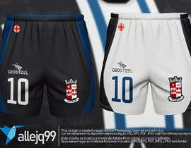 #26 для Soccer Uniform Designs от allejq99