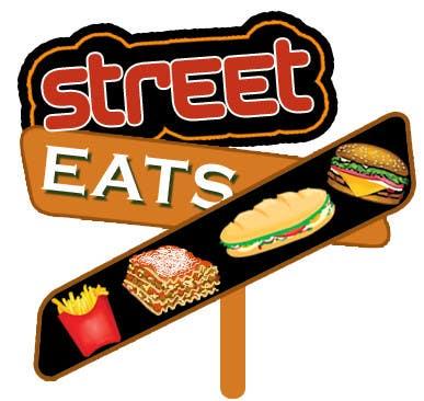 Penyertaan Peraduan #                                        29                                      untuk                                         Logo Design for Street Eats