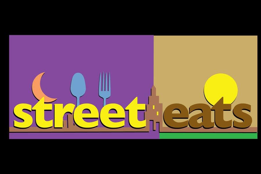Penyertaan Peraduan #                                        34                                      untuk                                         Logo Design for Street Eats