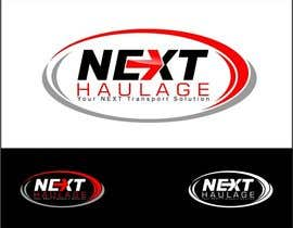 nº 135 pour Logo Design for NEXT HAULAGE par arteq04