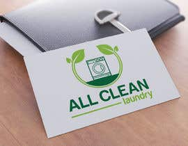 #26 para Need a name for a Laundry Company and Logo for the business. por masumpervas69