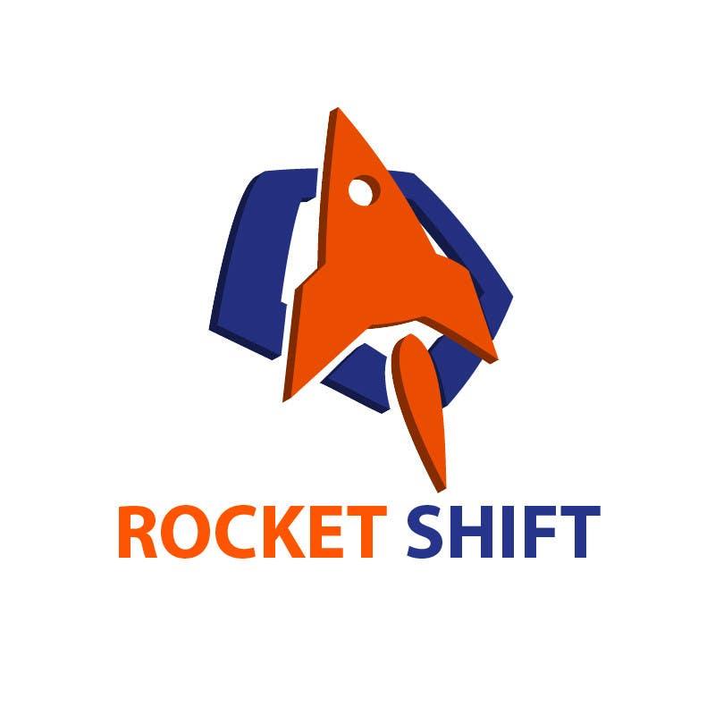Inscrição nº 86 do Concurso para Logo Design for Rocketshift