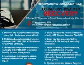 #18 untuk ICT DR PDF DESIGN oleh ukhrakib