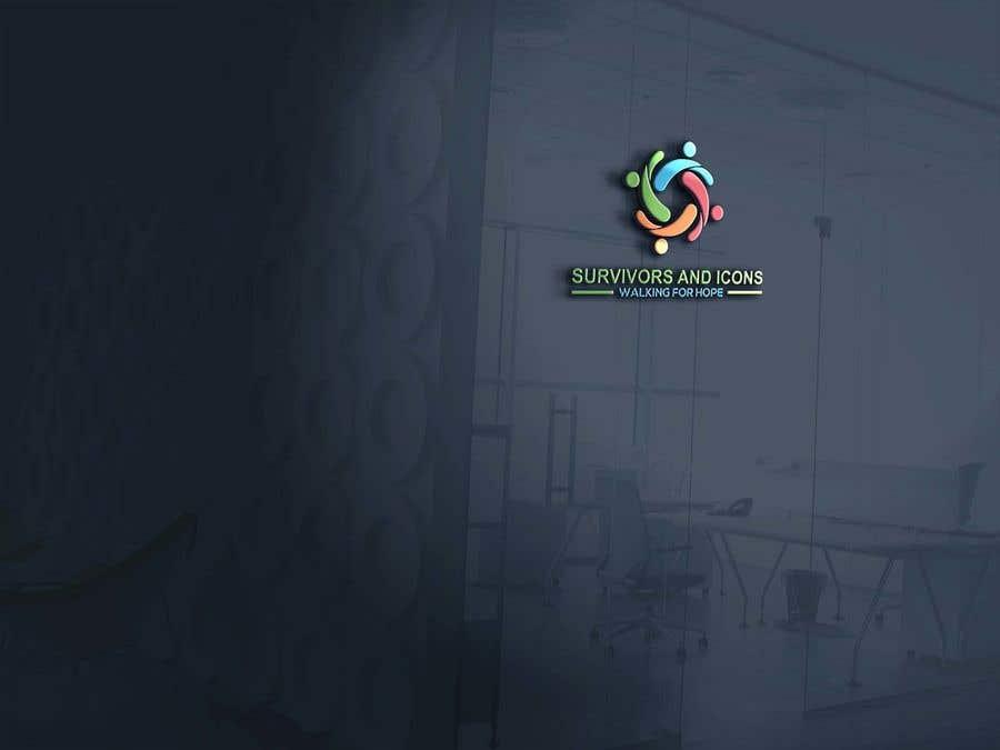 Konkurrenceindlæg #                                        43                                      for                                         Logo for a global fundraiser project