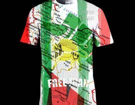#11 para Traditional Iranian Images on Sublimated Tee de rsbd14
