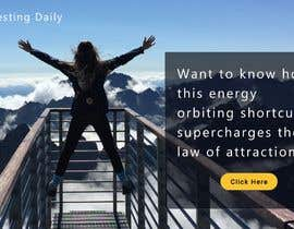 #11 untuk Design a landing page based on example oleh freelanceraniket