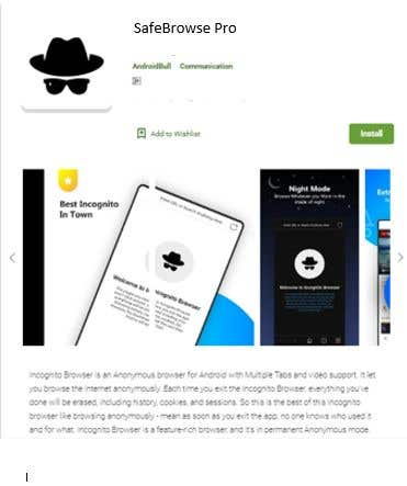 Konkurrenceindlæg #14 for Google Playstore StoreListing Design