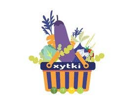 #45 untuk i need a logo for my fruits and vegatables delivery app oleh Ramimfr