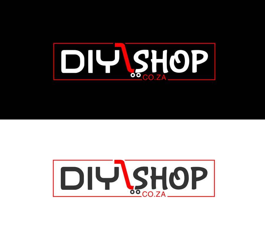 Bài tham dự cuộc thi #377 cho Logo Design diyshop.co.za