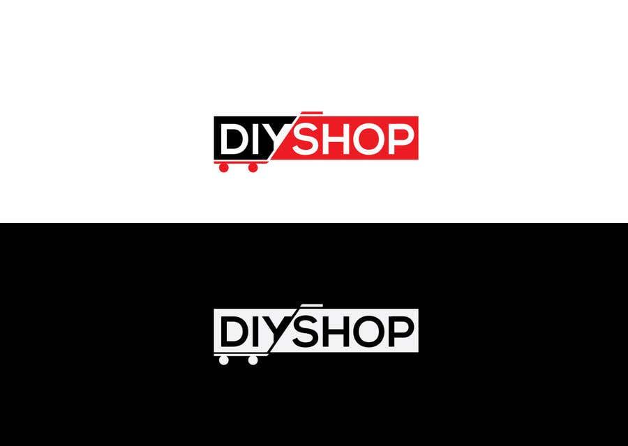 Bài tham dự cuộc thi #366 cho Logo Design diyshop.co.za