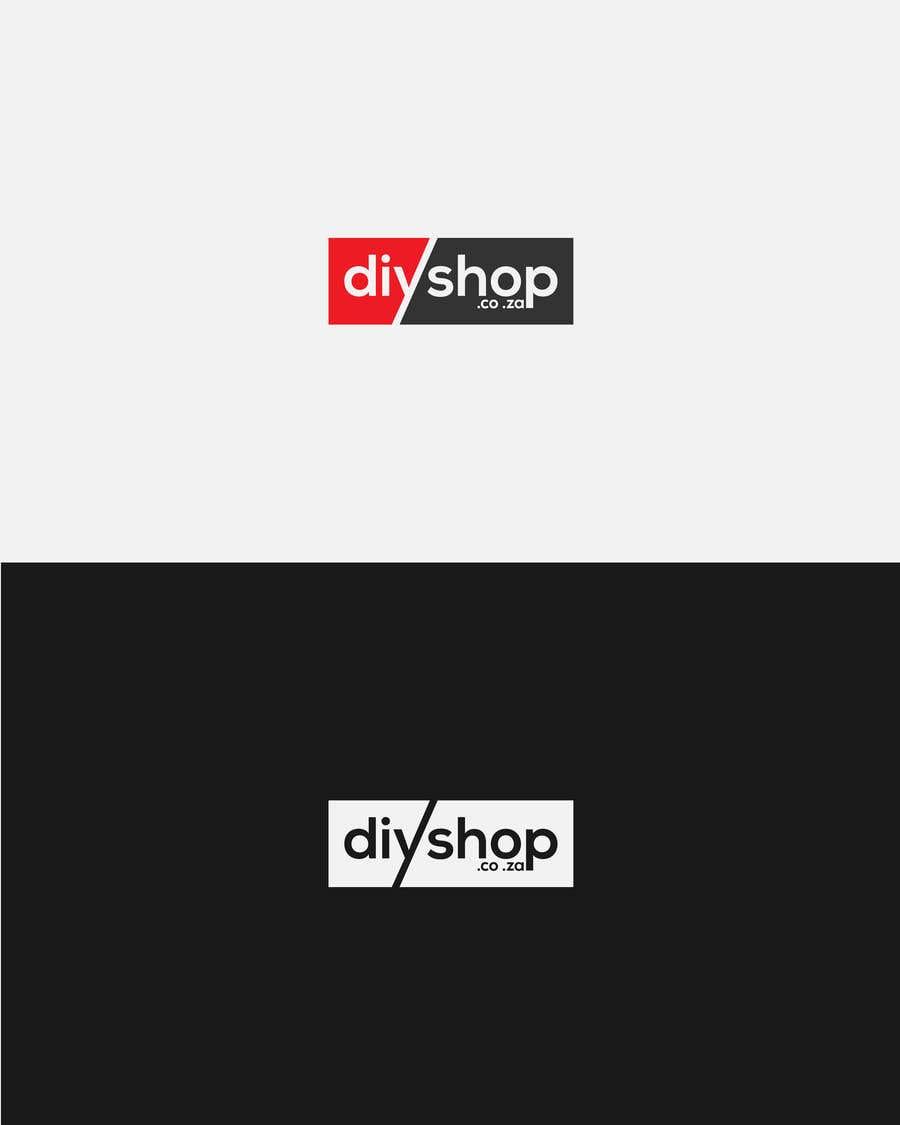 Bài tham dự cuộc thi #356 cho Logo Design diyshop.co.za
