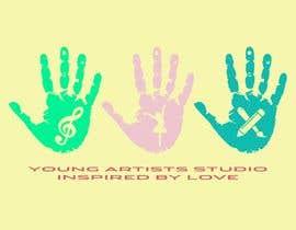 #41 pentru Logo design for Young Artists Studio de către warriorkmilo