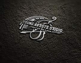 #36 pentru Logo design for Young Artists Studio de către rehanamhb