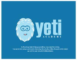 #475 for Create a nice cherry logo for Yeti by anwarhossain315