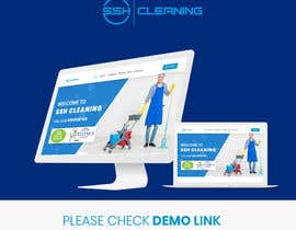 #87 for Website Design & Build - Commercial Cleaning by Qweser
